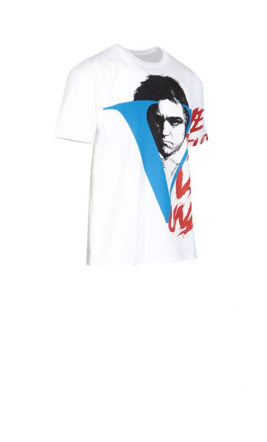 T-shirt stampa frontale