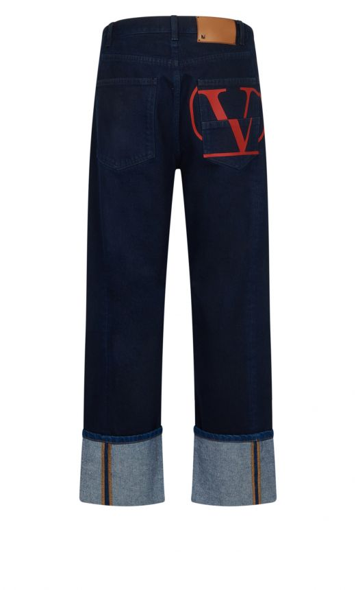 Jeans stampato