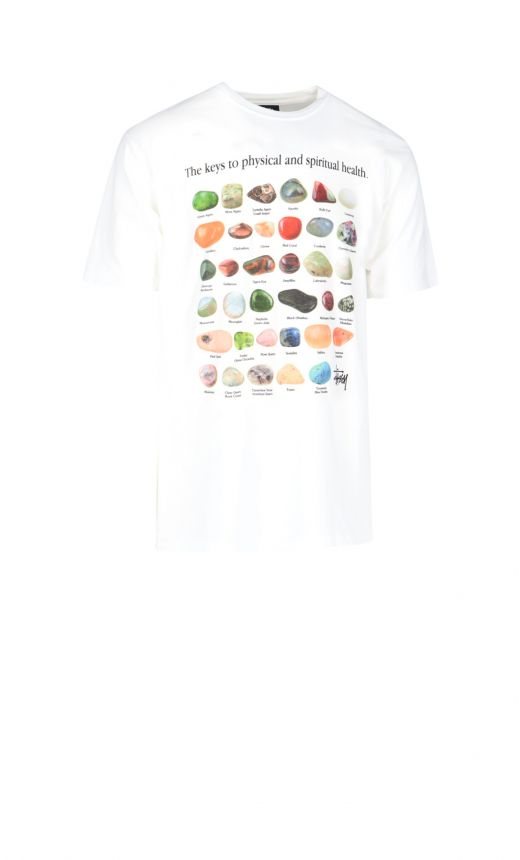 T-shirt Dyed stones