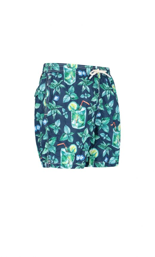 Boxer stampa all-over