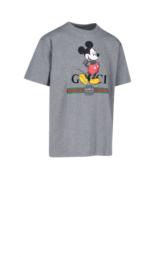 T-shirt logo Mickey Mouse