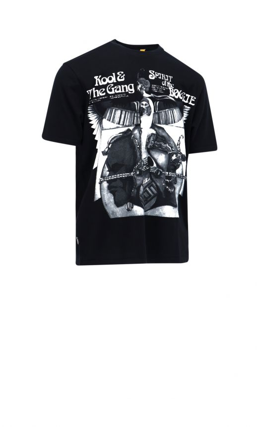 T-shirt stampa Kool & The Gang