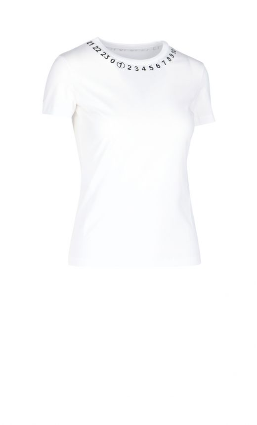T-shirt stampa numbers