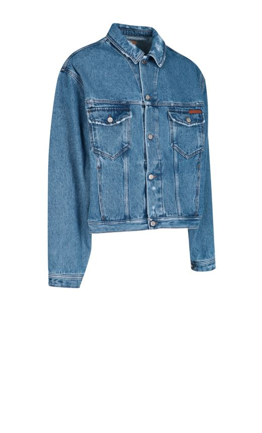 Giacca Jeans Bruce Over