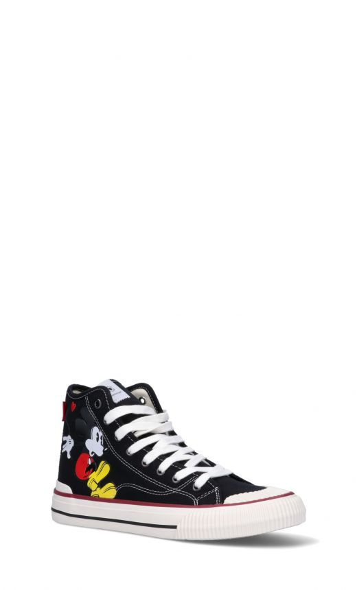 Sneakers high-top Mickey Mouse