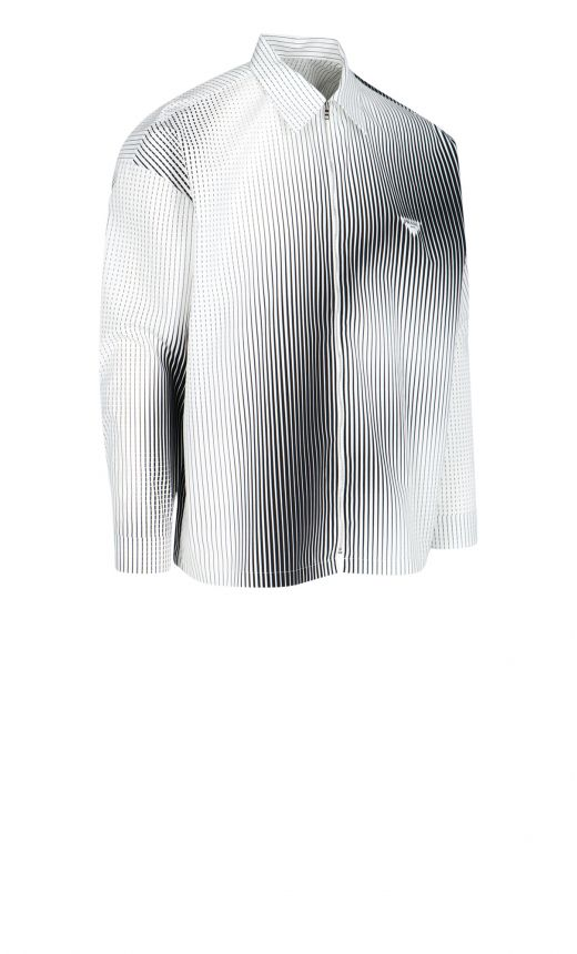 Camicia Stampa Linee
