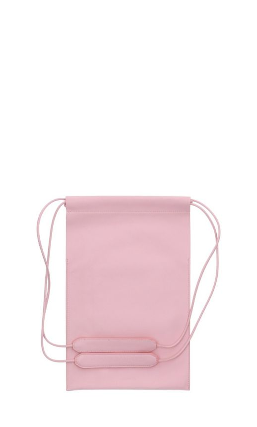 Borsa coulisse a tracolla